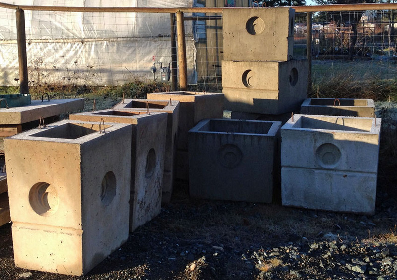 Precast Products Vancouver Island